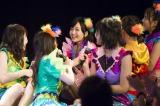 暫定22位の須藤凛々花=NMB48劇場の模様(C)AKS