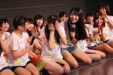 NGT48劇場の模様(C)AKS