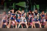 6月18日、BSスカパー!で正午から『AKB48 45thシングル選抜総選挙〜コンサートから午後7時まで生中継〜』(C)AKS
