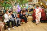 学生時代に考えたギャグを披露(C)テレビ朝日