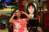 6月15日放送、テレビ朝日系『あいつ今何してる?』に出演。同級生の今に涙する田中律子(C)テレビ朝日