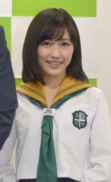 Huluオリジナルドラマ『CROW'S BLOOD』に主演するAKB48の渡辺麻友 (C)ORICON NewS inc.