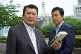 最終回には里見浩太朗(左)演じる神田川警視総監も登場する(C)テレビ朝日