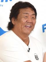 FRESH!by AbemaTV『長州力のアレトーーーーク!』に出演した長州力 (C)ORICON NewS inc.