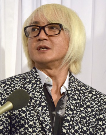 冨田勲さんの『お別れの会』に参列した浅倉大介 (C)ORICON NewS inc.