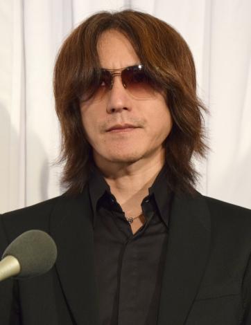 冨田勲さんの『お別れの会』に参列したSUGIZO (C)ORICON NewS inc.