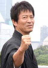 映画『超高速!参勤交代 リターンズ』完成報告会見に出席した寺脇康文 (C)ORICON NewS inc.