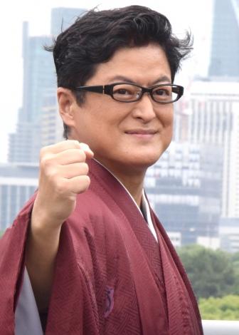 映画『超高速!参勤交代 リターンズ』完成報告会見に出席した陣内孝則 (C)ORICON NewS inc.