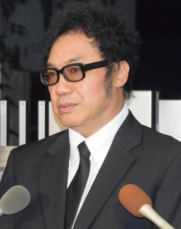 芸映代表取締役会長・青木伸樹さんの通夜に参列したコロッケ (C)ORICON NewS inc.