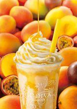 ゴディバ『ショコリキサー ホワイトチョコレート マンゴーパッションフルーツ』が新登場
