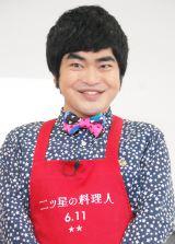 映画『二ツ星の料理人』イベントに出席した加藤諒 (C)ORICON NewS inc.