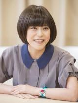 NHKのドラマ初執筆。脚本家の北川悦吏子氏(撮影:引地信彦)