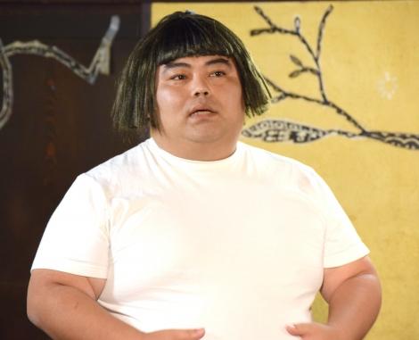 響・長友光弘=WEB限定番組『爽快!!柴田屋です!』 (C)ORICON NewS inc.