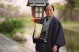 BS時代劇『伝七捕物帳』黒門町の伝七に扮した中村梅雀(C)NHK