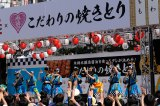 「都会の真ん中で焼きとり応援ライブ」に登場した私立恵比寿中学