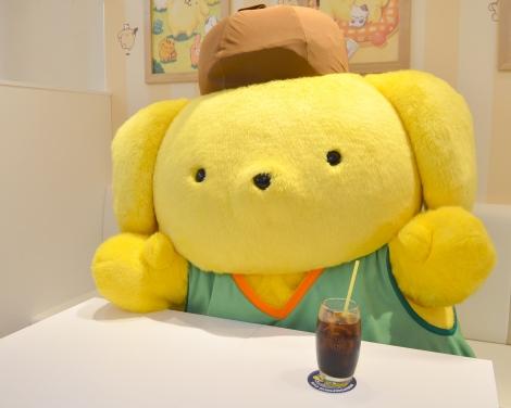 サムネイル 2連覇への意気込みを語ったサンリオの人気キャラクターポムポムプリン (C)oricon ME inc.
