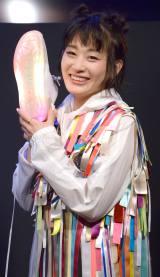 『shu uemura TOKYO COLORHOLIC PARTY』に登場した水曜日のカンパネラ・コムアイ (C)ORICON NewS inc.