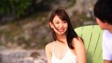 TBS系『ラストキス〜最後にキスするデート』に出演する永尾まりや(C)TBS