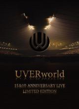 『UVERworld 15&10 Anniversary Live』
