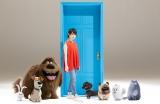 家入レオの新曲「Brand New Tomorrow」が、映画『ペット』のイメージソングに (C)Universal Studios.