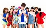 オリラジ藤森がジャスティン・ビーバーのヒット曲「Sorry」の日本版MVに出演