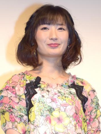 映画『X-ミッション』のブルーレイ&DVDリリースイベントに出席した武田梨奈 (C)ORICON NewS inc.