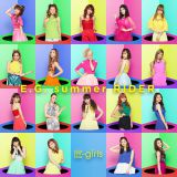 E-girls2ヶ月連続リリース第1弾シングル「E.G. summer RIDER」(7月20日発売)