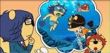 MBSのショートアニメ『私立らいよん学園』「楽しいより楽が好き」篇6月23日よりオンエア