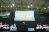 HKT48新曲「しぇからしか!」(11月25日発売)は氣志團とコラボ(C)AKS