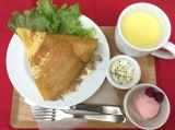 業界初のアイスクリームを使った朝食メニュー『コールドストーン ブランチ』