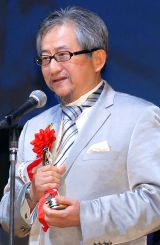 「第25回日本映画批評家大賞」授賞式に出席した永井豪氏