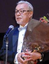 「第25回日本映画批評家大賞」授賞式に出席した中尾隆聖 (C)ORICON NewS inc.