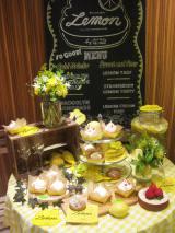 24日に渋谷にレモンスイーツ専門店「Brooklyn Lemon」がオープン! (C)oricon ME inc.