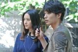 (左から)武井咲、中村蒼(C)TBS