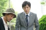 昔はかなりのワルだったが、あるキッカケで警察官になったという設定(C)テレビ朝日