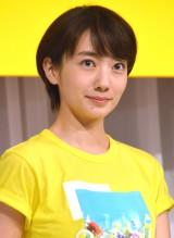 日本テレビ『24時間テレビ39 愛は地球を救う』の制作発表会見に出席した波瑠 (C)ORICON NewS inc.