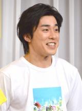 日本テレビ『24時間テレビ39 愛は地球を救う』の制作発表会見に出席した高畑裕太 (C)ORICON NewS inc.