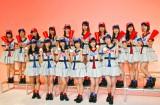 AKB48高校野球選抜16人 (C)ORICON NewS inc.