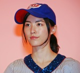 AKB48高校野球選抜の松井珠理奈 (C)ORICON NewS inc.