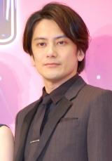 舞台『ガラスの仮面』製作発表記者会見に出席した小西遼生 (C)ORICON NewS inc.