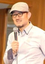 舞台『ガラスの仮面』製作発表記者会見に出席した脚本・演出のG2氏 (C)ORICON NewS inc.