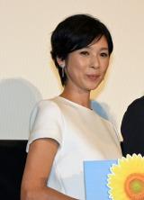 初監督した映画『嫌な女』公開初日舞台あいさつに登壇した黒木瞳 (C)ORICON NewS inc.