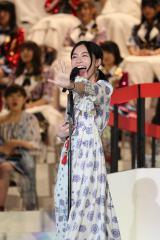「あと5年は卒業しない」と宣言したSKE48・松井珠理奈 (C)AKS