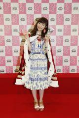過去最多24万3011票を獲得し女王となったHKT48・指原莉乃(C)AKS