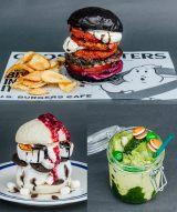 映画『ゴーストバスターズ』と「J.S.BURGERS CAFE」のコラボメニューが登場!