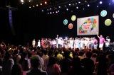 """「nanaフェス」/15年8月に開催。選抜ユーザーによるライブパフォーマンスの他、会場内に様々な音楽体験ブースを設け、「歌う・弾く・聴く」の全部ができる""""参加型""""イベントを実施。1000人超を動員した"""