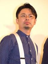 ドラマ『ディアスポリス-異邦警察-』のDVD発売記念イベントに出席した浜野謙太 (C)ORICON NewS inc.