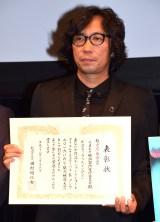 SSFF&ASIAクロージングセレモニーに出席した行定勲監督 (C)ORICON NewS inc.