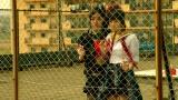 Huluオリジナルドラマ『CROW'S BLOOD』(7月23日より配信スタート)(左から)松村しのぶ役の松井珠理奈(SKE48)、古郡千沙役の横山由依(AKB48)