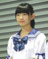 SUPER☆GiRLSの新メンバー、木戸口桜子 (C)ORICON NewS inc.